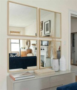Living room decoration designer mirrors 2