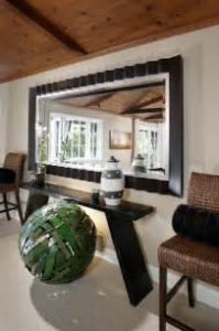 Living room decoration designer mirrors 3