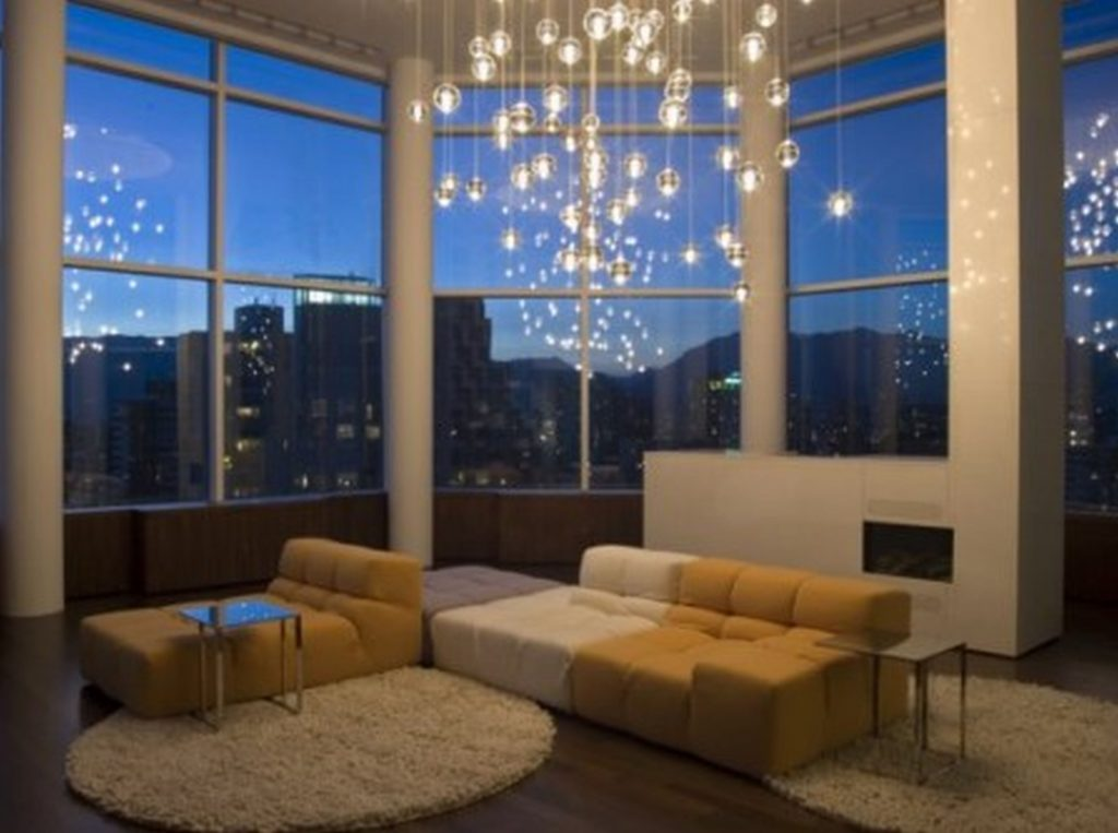 living room decoration lighting theme ideas 1