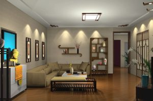 living room decoration lighting theme ideas 6