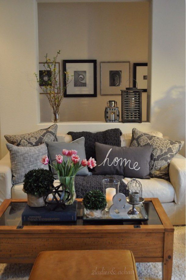 living room table decoration ideas 5