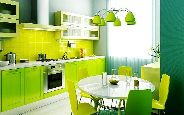 Kitchen Design Shapes A