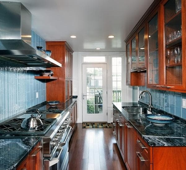 Kitchen Design Shapes C