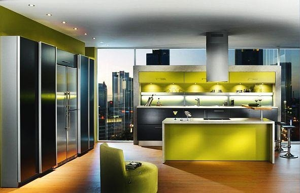 Kitchen Design Shapes D