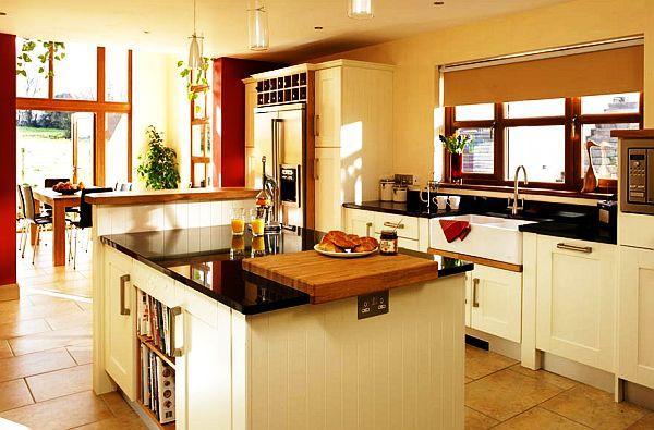 Kitchen Design Shapes E