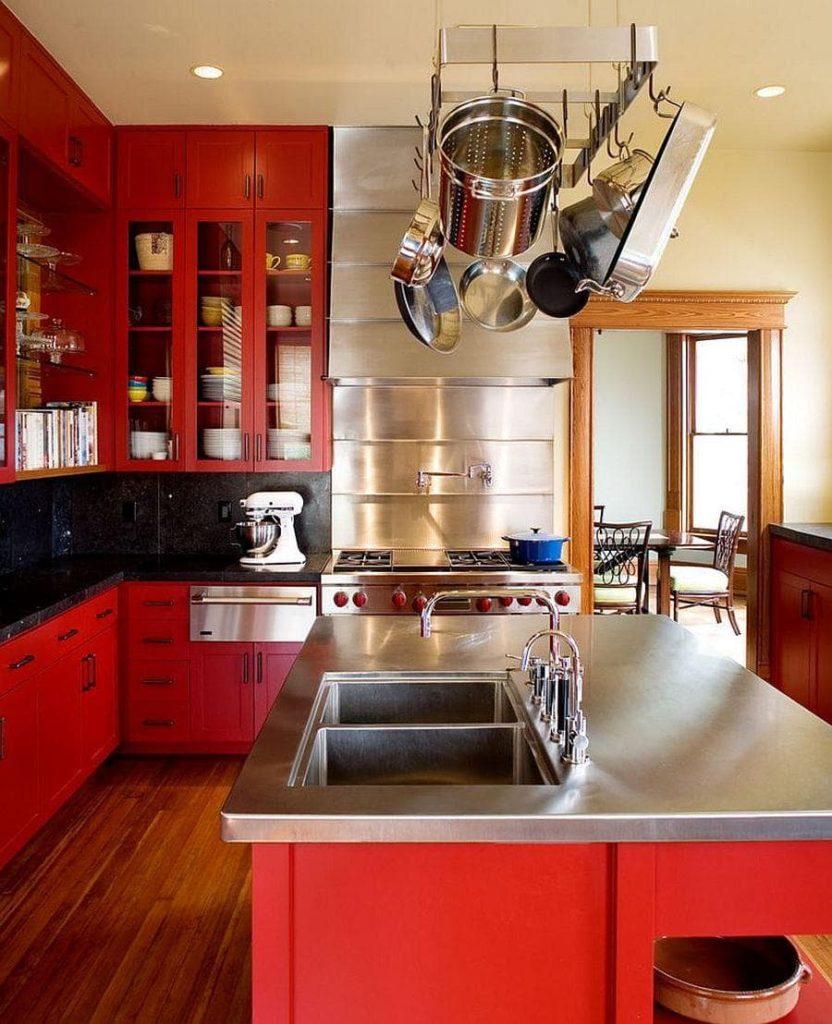 Kitchen Design Shapes G