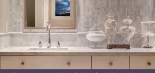 Top 10 Bathroom Interior Design & Decor Ideas